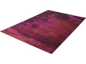 Theko® Teppich »Kapstadt Cloud«, 190x290 cm, 5 mm Gesamthöhe, lila