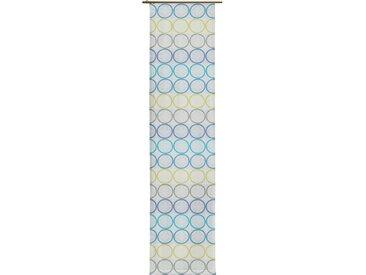 Wirth Schiebegardine  »Zirbello«, H/B 145/60 cm, blau