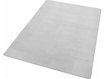 Hanse Home Teppich »Fancy«, 100x150 cm, 7 mm Gesamthöhe, grau