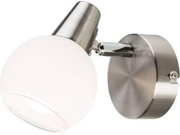 Nino Leuchten  LED Wandleuchte  »DASHA«, silber
