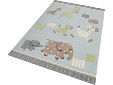 Esprit Kinderteppich »Kids Collection2«, 120x180 cm, blau