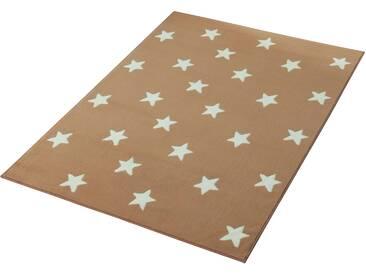 Hanse Home Teppich »Stars«, 140x200 cm, 9 mm Gesamthöhe, beige