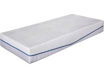 Hn8 Schlafsysteme Kaltschaummatratzen »Royal Visco 26«, 1x 100x200 cm, Bezug abnehmbar, Ca. 26 cm hoch, 0-80 kg