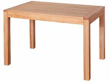 Dkk Klose Kollektion Vierfußtisch T17 Tischlein deck dich für Esszimmer teilmassiv mit Frontslidefunktion in verschiedenen Größen erhältlich Holzausführung wählbar
