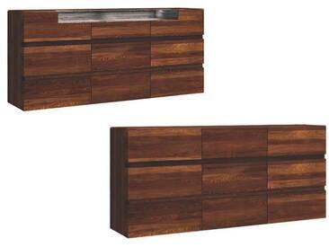 Dkk Klose Kollektion K29 Kastenmöbel Sideboard mit Schubkästen und Türen massiv Beimöbel für Esszimmer Größe und  Ausführung wählbar