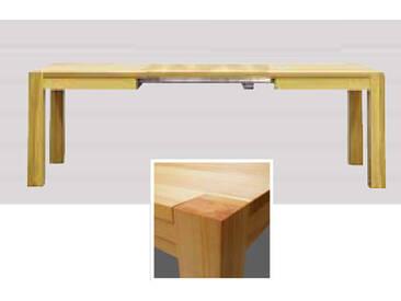 Dkk Klose Kollektion Große Klappe T6 teilmassiver Vierfußtisch Esstisch für Speisezimmer ausziehbar Ausführung wählbar