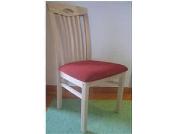 Dkk Klose Kollektion Cristal Stuhlsystem moderner Polsterstuhl mit geschlossenem Rückenpolster für Speisezimmer Esszimmerstuhl Ausführung Sitzkomfort Bezug und Holzausführung wählbar