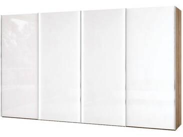 Nolte Columbus Schwebetüren-Panoramaschrank Kleiderschrank Ausführung Korpus und Front in Dekor wählbar