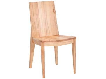 Dkk Klose Kollektion Stuhl S16 massiver Holzstuhl 7390 für Esszimmer in vier Hölzern und verschiedenen Beiztönen wählbar