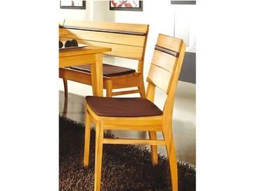 Dkk Klose Kollektion Stuhl S10 Polsterstuhl für Esszimmer passend zur Eckbank E3 Holzausführung und Bezug wählbar