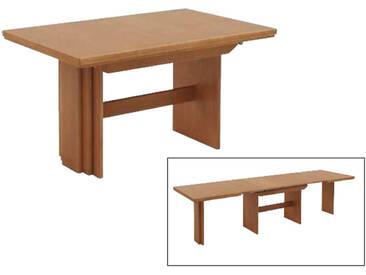 Dkk Klose Kollektion Tisch 4ever Wangentisch mit Stützwangen ca. 135 x 85 cm Esstisch mit Funktion für Wohnzimmer und Esszimmer Farbton wählbar