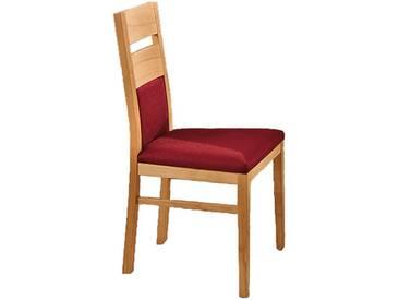 Dkk Klose Kollektion Stuhl S12 Polsterstuhl 6445 für Esszimmer in Stoffgruppe 6 Farbe und Holzausführung wählbar