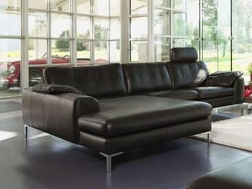 Schillig Willi Sofa Ecksofa 29877 Cocoon mit Longchair gross wählbar für Wohnzimmer in Stoff oder Leder