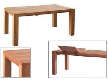 Dkk Klose Kollektion Tischsystem Freiraum T77 mit Frontslide 2 - Auszugsfunktion massive oder teilmassive Ausführung wählbar Vierfußtisch Esstisch für Speisezimmer Ausführung wählbar