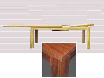 Dkk Klose Kollektion Große Klappe T7 Vierfußtisch massiv mit Schiebeplatte für Auszugsfunktion für Speisezimmer Ausführung Breite und Länge wählbar