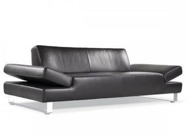 Schillig Willi Einzelsofa Taboo 22070 Sofa oder Sofa groß wählbar je in zwei unterschiedlichen Sitztiefen Bezug und Fußausführung wählbar