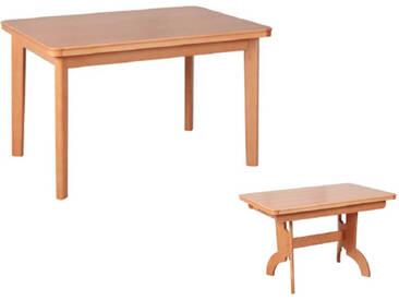 Dkk Klose Kollektion Tische passend für Eckbank E26 mit Auszugsfunktion Vierfußtisch oder Säulentisch Esstisch für Speisezimmer Ausführung wählbar