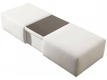Schillig Willi  Hocker 22070 Taboo G003 G004 oder GF 004 wählbar für Wohnzimmer in Stoff oder Leder