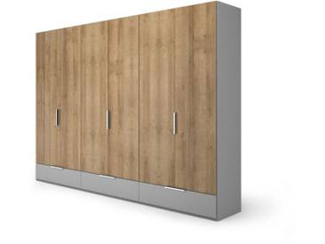 Nolte Möbel concept me 210 Drehtüren-Komplettschrank mit Sockelschubkästen Ausführung wählbar