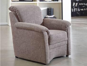 Dietsch Varianta Florenz Einzelsessel Sessel mit oder ohne Fusshocker breit oder schmal