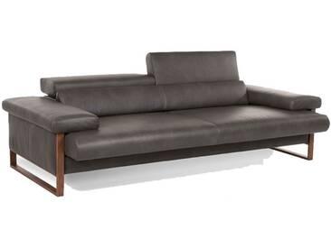 Schillig Willi Einzelsofa Finn 20974 Sofa 2 Sitzer für ihr Wohnzimmer in Stoff oder Leder