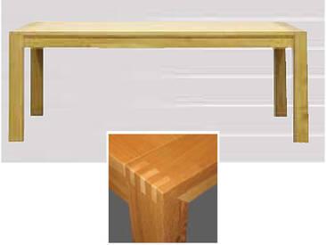 Dkk Klose Kollektion Große Klappe T8 Vierfußtisch teilmassiv feste Platte für Speisezimmer ohne Funktion Ausführung wählbar