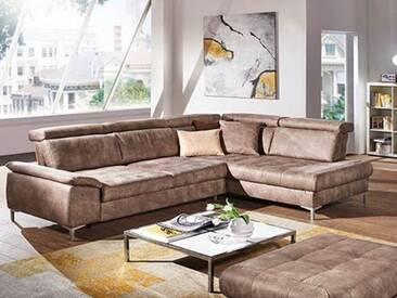 Dietsch Family Relax FR5 Loungeecke in vielen farbenfrohen Stoff- und Echtlederbezügen erhältlich
