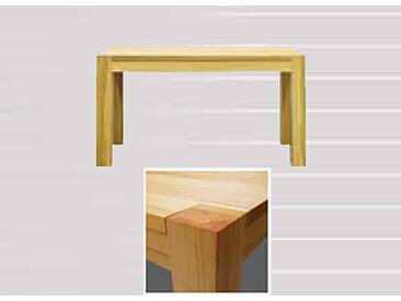 Dkk Klose Kollektion Große Klappe T6 Vierfußtisch massiv feste Platte für Speisezimmer ohne Funktion Ausführung wählbar