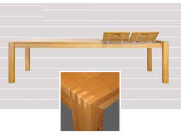 Dkk Klose Kollektion Große Klappe T8/D Vierfußtisch massiv ausziehbar mit Frontslide für Speisezimmer Ausführung wählbar