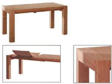 Dkk Klose Kollektion Tischsystem Freiraum T78  mit Frontslide 2 - Auszugsfunktion massive oder teilmassive Ausführung wählbar  Vierfußtisch Esstisch für Speisezimmer Ausführung wählbar
