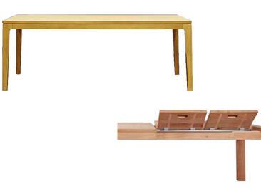 Dkk Klose Kollektion Tisch T1 Vierfußtisch massiv Esstisch für Speisezimmer Holzausführung und Größe wählbar