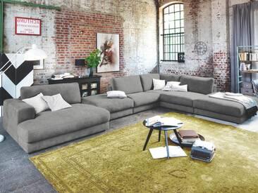 Candy Giant Wohnlandschaft / Lounge-Area Bezug Stoff oder Leder wählbar