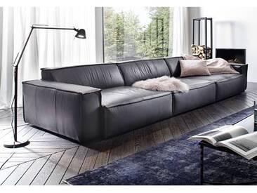 Candy Einzelsofa Sofa Bigsofa Upper East für Wohnzimmer in Stoff oder Leder wählbar