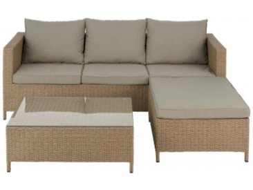 Lounge-Sofa-Set Polyrattan
