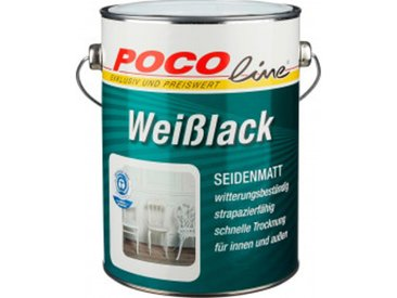 Weißlack 2in1 2,5 Liter