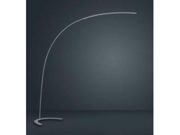 LED-Bogenleuchte 427511887 H. 210 cm titanfarbig
