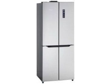 Schneider Kühl-/Gefrierkombination Cross Door SCD 400 A++NF Inox6