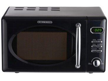 Schneider Retro Mikrowelle MW720 schwarz
