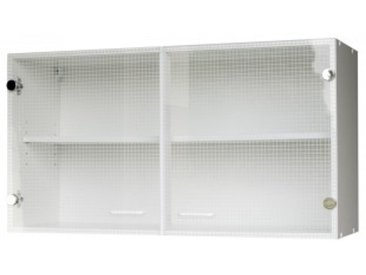 Glashängeschrank Top 100 cm breit