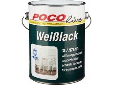 Weißlack 2in1 glänzend 2,5 Liter