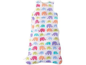 "Winterschlafsack Baby, Daunen, ""Elefanten"""