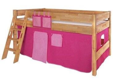 Betttaschen für Spiel- und Hochbett, pink-rosa