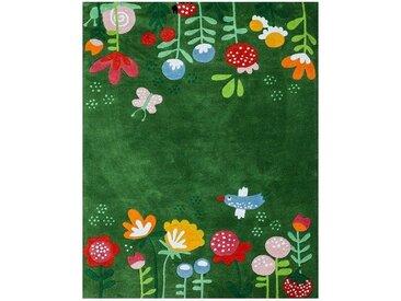 """Kinderteppich  """"Blumen"""""""