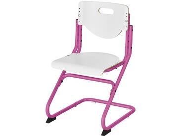 KETTLER Schülerschreibtischstuhl  Chair Plus ¦ rosa/pink ¦ Maße (cm): B: 47 » Höffner