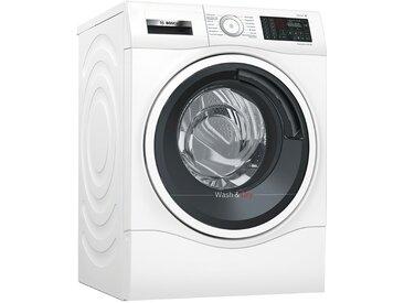 BOSCH Waschtrockner  WDU28540 ¦ weiß ¦ Maße (cm): B: 59,8 H: 84,8 T: 62 » Höffner