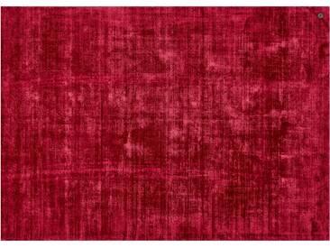 Tom Tailor Teppich handgewebt  Shine ¦ lila/violett ¦ reine Viskose ¦ Maße (cm): B: 65 » Höffner