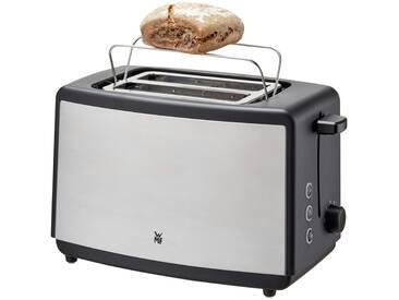 WMF Toaster Bueno EDT  0414110011 ¦ silber ¦ Edelstahl, Kunststoff ¦ Maße (cm): B: 30 H: 18 T: 16 » Höffner