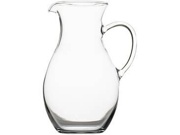 Krug  Classic ¦ transparent/klar ¦ Glas  ¦ Maße (cm): H: 20,2 » Höffner