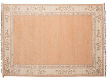 Nepal-Teppich  Classica ¦ orange » Höffner