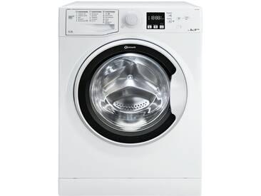 Bauknecht Waschvollautomat  WA SOFT 8F42PS ¦ weiß ¦ Metall-lackiert, Glas , Kunststoff ¦ Maße (cm): B: 59,5 H: 85 T: 60,5 » Höffner